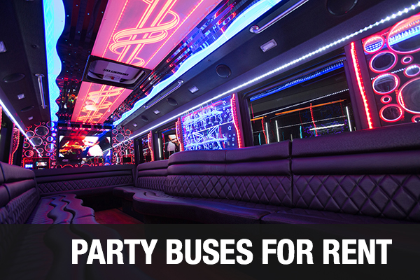 Party Bus Henderson 2