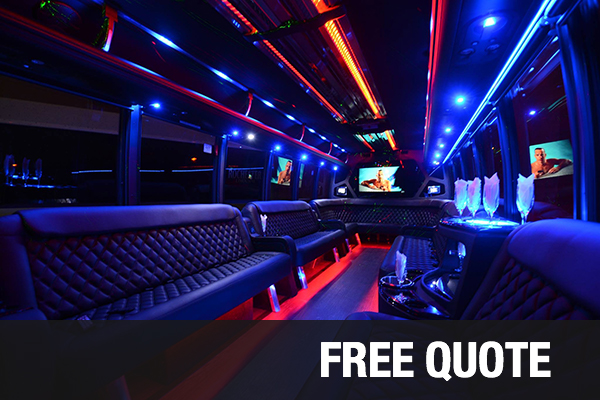 Party Buses For Rental Henderson