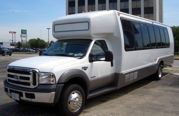 Henderson 18 Passenger Party Bus